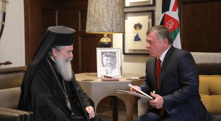 Jordan Rejects Attempts Seeking to Alter Historic Status in Jerusalem