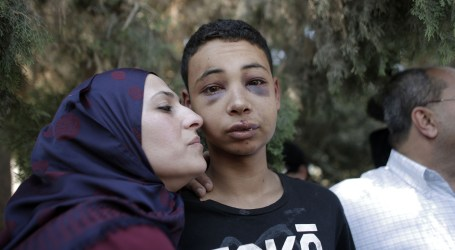 Palestinian Teens Mistreated by Israeli Police, Say NGO