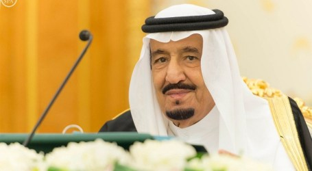 King Salman Welcomes Palestinian Unity Move