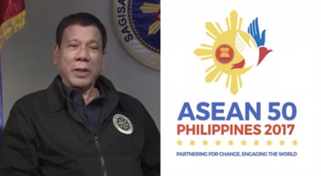 Early Birds Arrive at Clark for ASEAN summit
