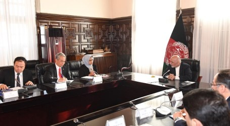 Afghanistan Seeks Indonesia's Help with Peace Process