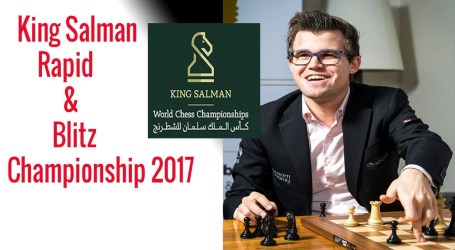 King Salman International Chess Championship Kicks Off