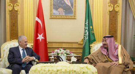 Turkish PM, Saudi King Discuss Jerusalem