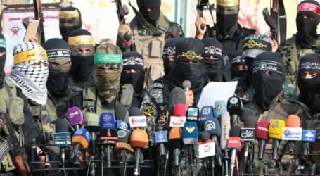Palestine's Factions United and Ready for War With Israel