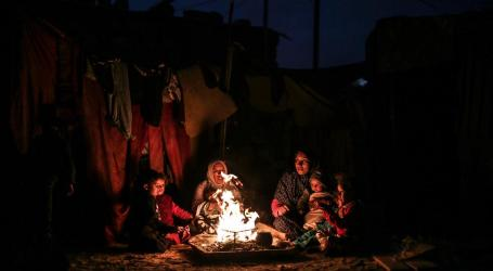 Worst Spell of Cold Weather This Winter Hits Palestine