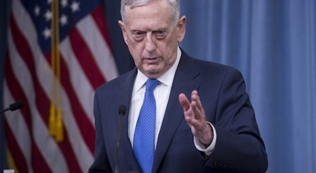 With New US Defense Strategy Prioritizing 'Great Power Competition,' Mattis Heads to Asia