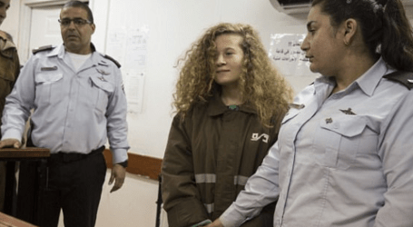 Amnesty Internasional: Israeli Authorities Must Release Ahed Tamimi Immediately