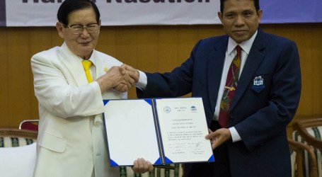 UIN Jakarta  and HPWL Sign MoU on Peace Academy