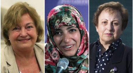 3 Nobel Laureates Visit Rohingya in Bangladesh