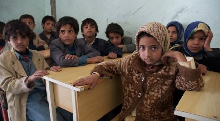 UNICEF: Half a Million Students Drop Out in Yemen War