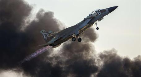 Israeli Warplanes Again Storm Gaza Strip