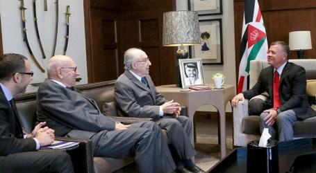 Jordanian King, US Delegation Discuss Mideast Peace process
