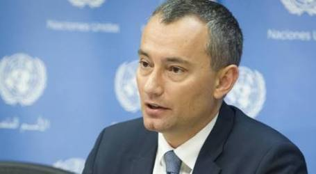 Mladenov Arrives in Gaza to Discuss Ongoing Protests