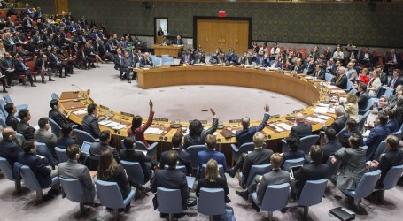 Security Council Fails to Adopt Three Resolutions on Chemical Weapons Usein Syria