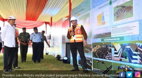 JB Soedirman Airport to Be Ready By 2019, President Says