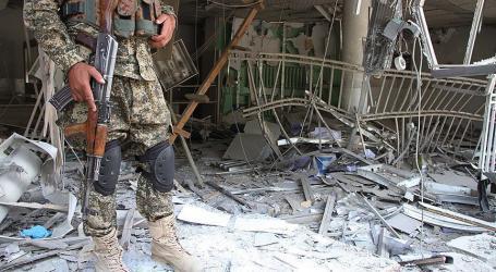 Afghanistan: 62 Dead in Voter Registration Office Blast