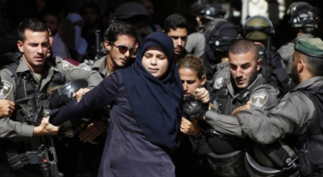 More than 50 Palestinian Women Held in Israeli Custody