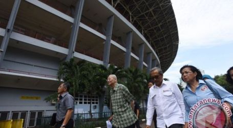 Infrastructure for Asian Games in Jakarta to Soon Be Completed