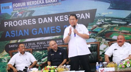 Free Wi-Fi Will Provide  at the Opening of Asian Games 2018