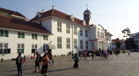 Kota Tua Lacks 'Authenticity', Fails to Make UNESCO Heritage List
