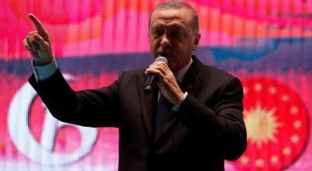 "Turkey Denounces Israel's ""Jewish Nation-State"" Law"