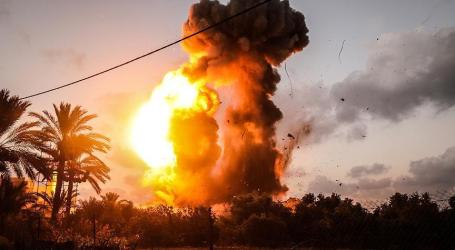 Three Palestinians Killed in Israeli Bombing on Gaza
