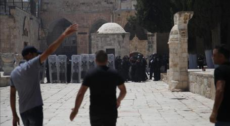 Jordan Calls on Israel to Halt 'Violations' at Al-Aqsa