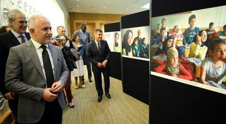 Brussels Airport Hosts Photo Exhibition on Syrian Refugee Children