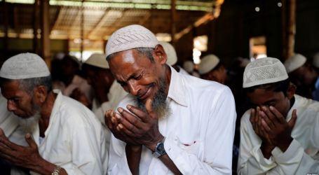 Rohingya in Bangladesh Pray to Return Home during Eid