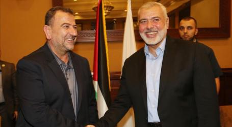 Top Hamas Leader Returns to Gaza