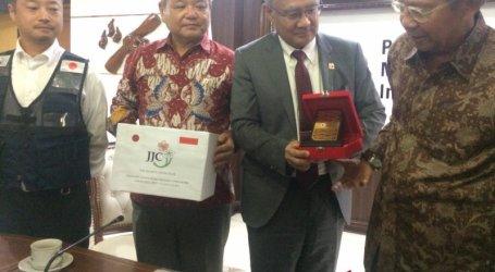 Japan Donates 40 Million Yen for Lombok Earthquake Victims