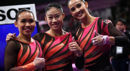 Asiad 2018: Another Dry Day for Malaysia