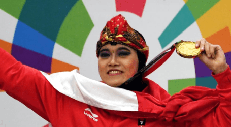 Puspa Arumsari Wins First Pencak Silat Gold for Indonesia
