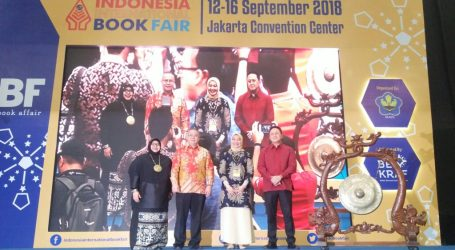 Indonesia International Book Fair 2018 Officially Opened
