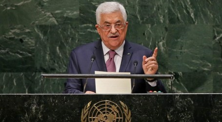 Abbas: A Thousand Words No for Trump's Plan