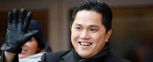 Cmapign manager Erick Thohir - EPA photo.
