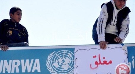 Hamas Welcomes the Renewing of UNRWA's Mandate