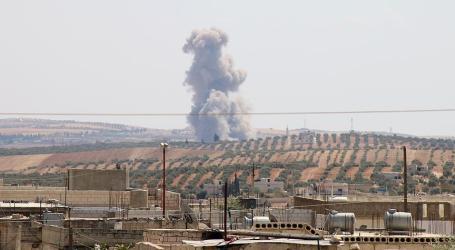 UN Warns 30.000 Already Displaced from Syria's Idlib