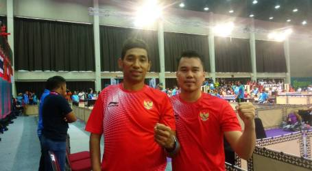 Indonesia Table Tennis Athletes Exceed Targer With Four Golds