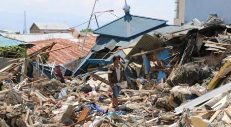 UN Pledges Aid for Indonesian Quake, Tsunami Victims