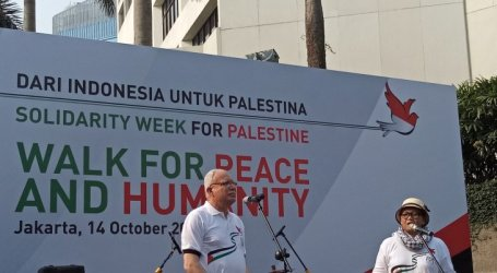 Minister Maliki Believes Indonesia Represents Palestine at UNSC