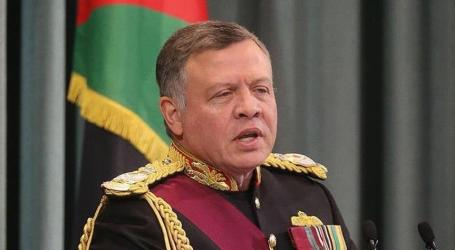 Jordan's King Warns of Annexation at Risk for Regional Stability
