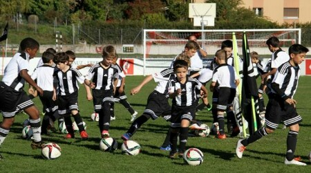 18 Indonesian Students Joins at Juventus Academy