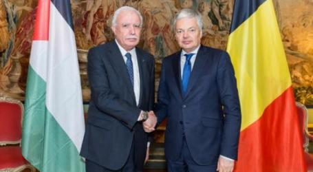 Belgium to Upgrade Palestinian Diplomatic Representation in Brussels