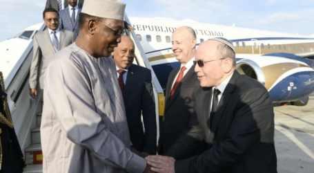 Chadian President Invites Israeli Prime Minister to Visit
