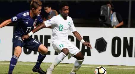 Saudi Arabia Versus South Korea in AFC U-19 Final