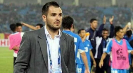 Mc Menemy Named Coach of Indonesian Senior Football National Team