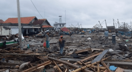 Tsunami on Sunda Strait : No Foreign Tourists among Dead Victims