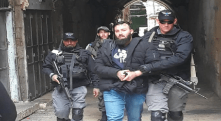 Dozens of Palestinians Arrested in Protest Closure of Al-Aqsa Gate