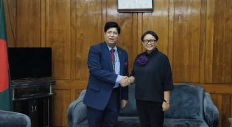 Indonesia-Bangladesh Agree to Improve Economic Cooperation